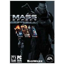 MASS EFFECT TRILOGY (1 2 3) PC Digital Download Game [Origin Key] [Region Free]