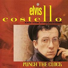 Elvis Costello & the Attractions - Punch the Clock (2015)  180g Vinyl LP  NEW