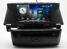 Multimedia Stereo Radio Car DVD Player GPS Navigation For Honda Accord 8th +MAP