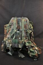 USGI MOLLE II Large ALICE Pack Hellcat MOUNTAIN LION extra pouches ultimate rig