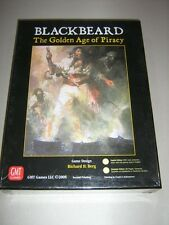 Blackbeard: The Golden Age of Piracy (New)