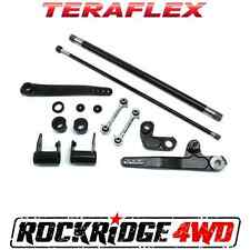 "Teraflex Jeep Wrangler JK 07-17 Dual Rate Front S/T Swaybar kit for 4-6"" of lift"