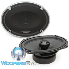 "IMAGE DYNAMICS ID69 CAR 6"" X 9"" AUDIO 2-WAY SILK TWEETERS COAXIAL SPEAKERS NEW"