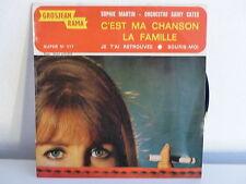 GROSJEAN RAMA Super N°117 C est ma chanson / la famille