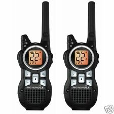 Motorola 35-Mile Range 22-Channel FRS/GMRS Two-Way Radio (Pair)