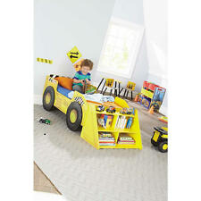 New Tonka Truck Toddler Bed with Storage Shelf Model:20861470