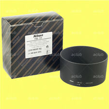 Genuine Nikon HB-55 Bayonet Lens Hood AF-S 85mm f/1.4G