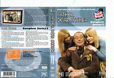 Father Dear Father-Complete Series 2-1968/1973-TV Series UK-6 Episodes-DVD
