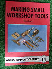 #14 Making Small Workshop Tools PRACTICE SERIES BOOK MANUAL home diy projects
