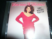 Vanessa Williams The Right Stuff (USA) CD Like New Mint