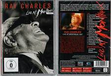 """RAY CHARLES """"Live At Montreux 1997"""" (DVD) 2008 NEUF"""