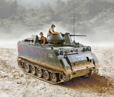 Italeri Models 1/35 M113 ACAV (Armoured Cavalry Assault Vehicle)
