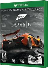 Forza 5: Game of the Year Edition [Xbox One Cars Region Free] Brand NEW Sealed