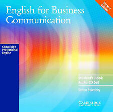 English for Business Communication Audio CD Set (2 CDs) by Simon Sweeney...