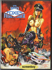 """MAD FOXES"" - Blaxploitation Cult Classic - uncut - Ltd. BLU RAY + DVD Mediabook"
