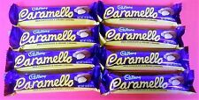 Caramello 8ct Candy Bar Set FREE THERMAL SHIPPING