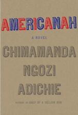 Americanah by Chimamanda Ngozi Adichie (2013, Hardcover)