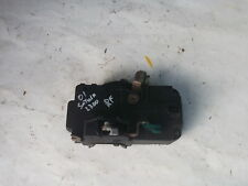 2000-2002 SATURN L300 L SERIES RIGHT FRONT DOOR POWER LOCK ACTUATOR LATCH