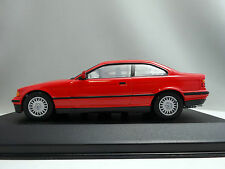 1/43 Minichamps BMW 3 Series Coupe Red 430023322