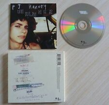 CD ALBUM DIGIPACK UH HUH HER HARVEY P J 14 TITRES 2004