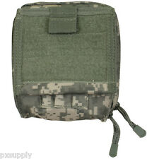 map case tactical military style molle army acu digital camo fox 56-527