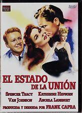 Frank Capra: EL ESTADO DE LA UNIÓN con Spencer Tracy y Katharine Hepburn