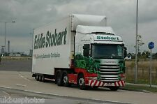 Eddie Stobart PE11WGA at Goole Aug 2013 Truck Photo