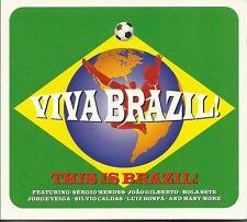VIVA BRAZIL - THIS IS BRAZIL - 3 CD BOX SET