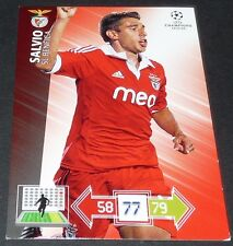 SALVIO BENFICA LISBOÃ PORTUGAL UEFA PANINI FOOTBALL CHAMPIONS LEAGUE 2012 2013