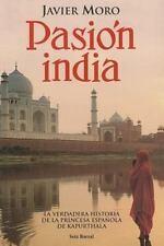 Pasión India (Spanish Edition)-ExLibrary