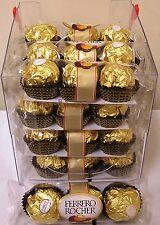 NUOVO BOX COMPLETO 48 - 16 x 3 Ferrero Rocher ** sconto enorme ** B. prima-APRILE 2017