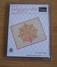 Couture creations Intricutz Die - Cecily Doily