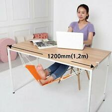 Portable Office Home Foot Rest Stand Under Desk Hammock Comfort For Feet HOT LH
