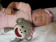 Cozy Custom Reborn Doll by Linda Smith Little Darlins Nursery Rita Meese artist