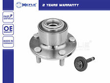 FOR FORD FOCUS MK2 1.4 1.6 1.8 2.0 TDCi FRONT WHEEL BEARING HUB MEYLE GERMANY