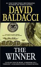 The Winner - Baldacci, David - Mass Market Paperback