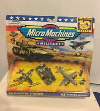 NIP Micro Machines Military Freedom Force #3 Panther Brigade