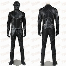 The Flash Season 2 Hunter Zolomon ZOOM Cosplay Costume Custom Made Hallowen