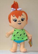 "Flintstone 14"" Plush Doll Pebbles"