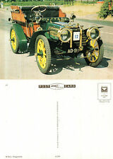 MMC WAGONETTE MOTOR CAR UNUSED COLOUR POSTCARD BY DENNIS 67 D 209