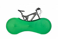 VELOSOCK Bicycle Indoor Storage Cover - Green - Best solution to keep floors and