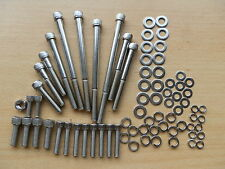 ROVER V8 MGB HOTROD KIT CAR SHORT WATER PUMP to SDI TIMING COVER Stainless BOLTS