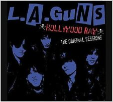 CD Hollywood Raw - La Guns