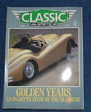 Classic & Sportscar  July 1987 Ferrari 330LM, Jaguar XK, Tipo 500, Jowett Jav