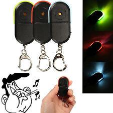 LED Whistle Car Key Finder Seeker Locator Find Lost Keys Keyring Cool Gadgets