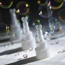 Wedding cake bubbles x24 Matrimonio Regalo Cerimonia Reception Decorazioni Tavola