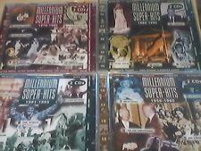 Millennium  Super Hits  1956 -1960 ,1976 -1980 ,1986 -1990 ,1991 -1995