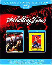 ROLLING STONES ladies & gentlemen / some girls live in texas 2 Blu-ray NEU OVP