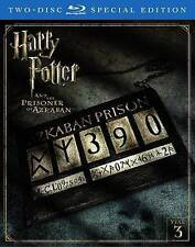 Harry Potter And The Prisoner Of Azkaban Blu-Ray Special Edition