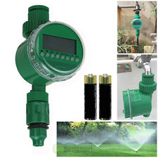 NEW HOME WATER TIMER GARDEN IRRIGATION CONTROLLER 5548-16 + AAA Battery